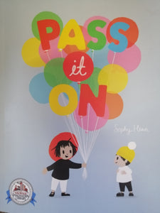 Pass is on by sophy henn