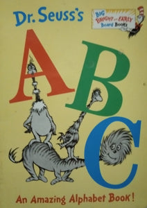 Abc an amazing alphabet book