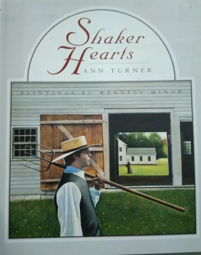 Shaker heart by ann turner