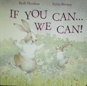 If you can we can by beth shoshan