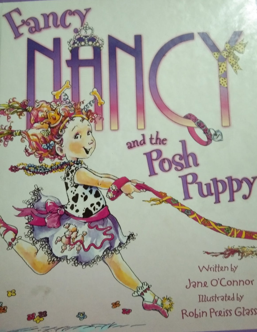 Francie nancy and the posh puppy by jane oconnor