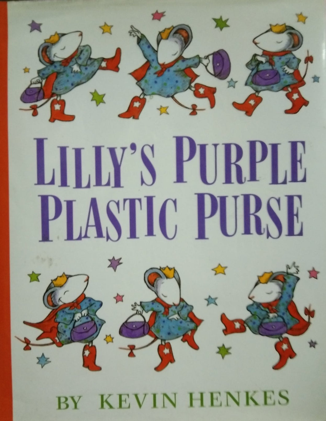 Lily's purple plastic purse by kevin henkes