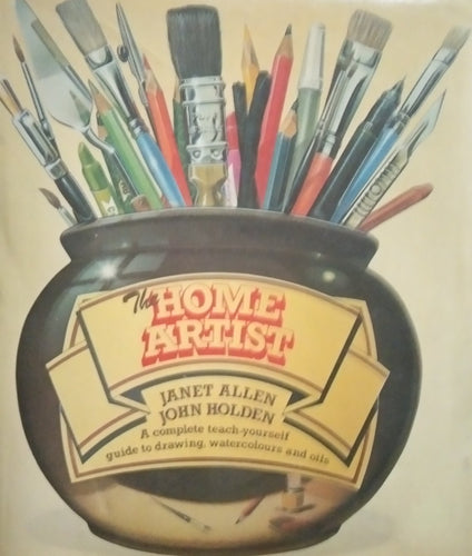 The home artist by janet allen
