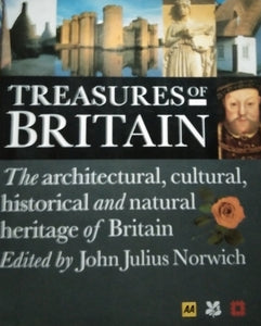 Treasure s of britain by john julius norwich
