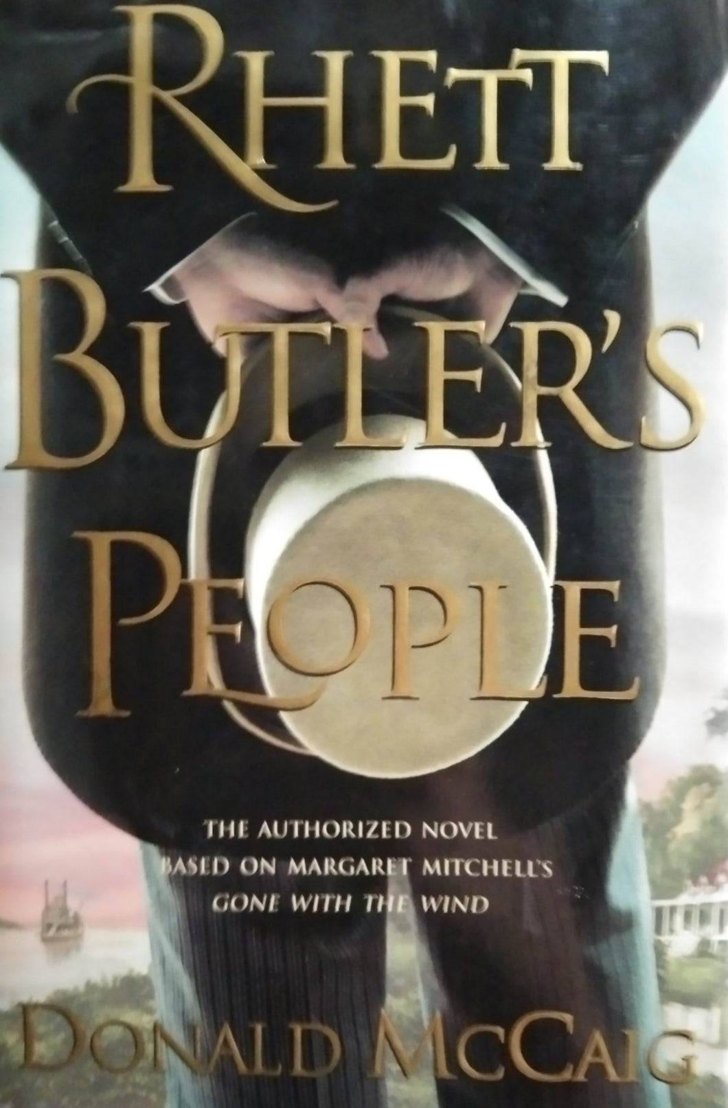 Rhett butlers people by donald mccaig