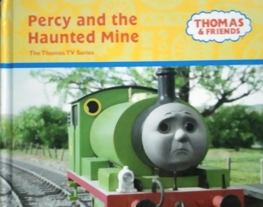 Thomas and friends percy and the haunted mine