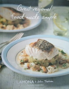 Great regional food made simple by lamona
