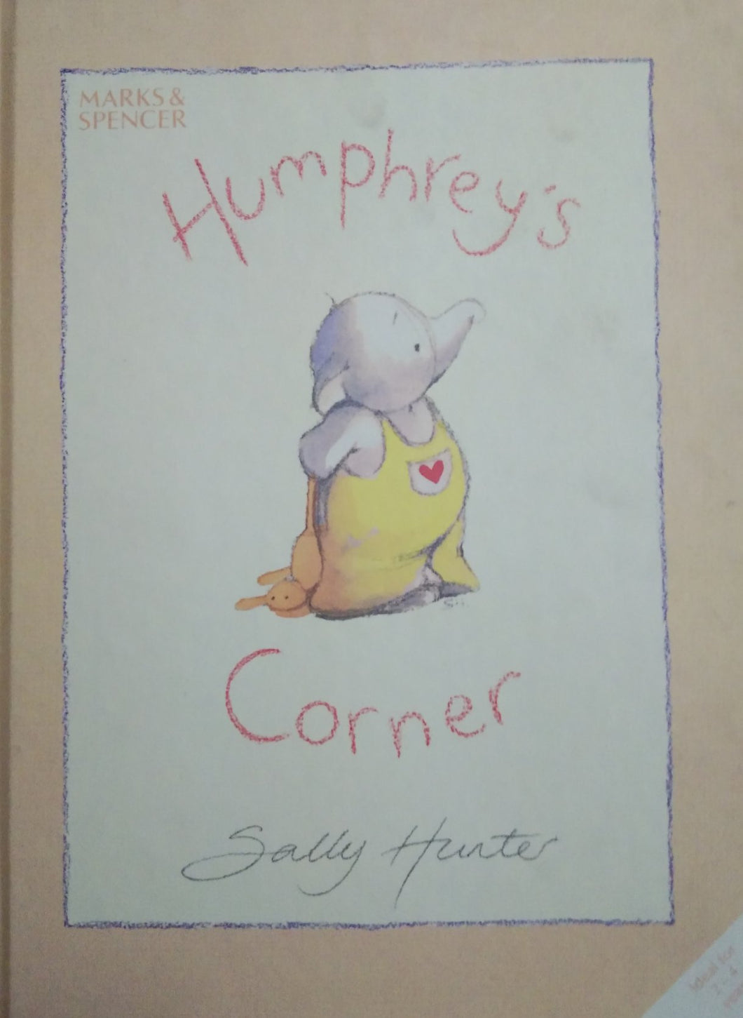 Humphrey's Corner by sally hunter
