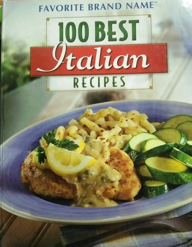 100 best italian recipes