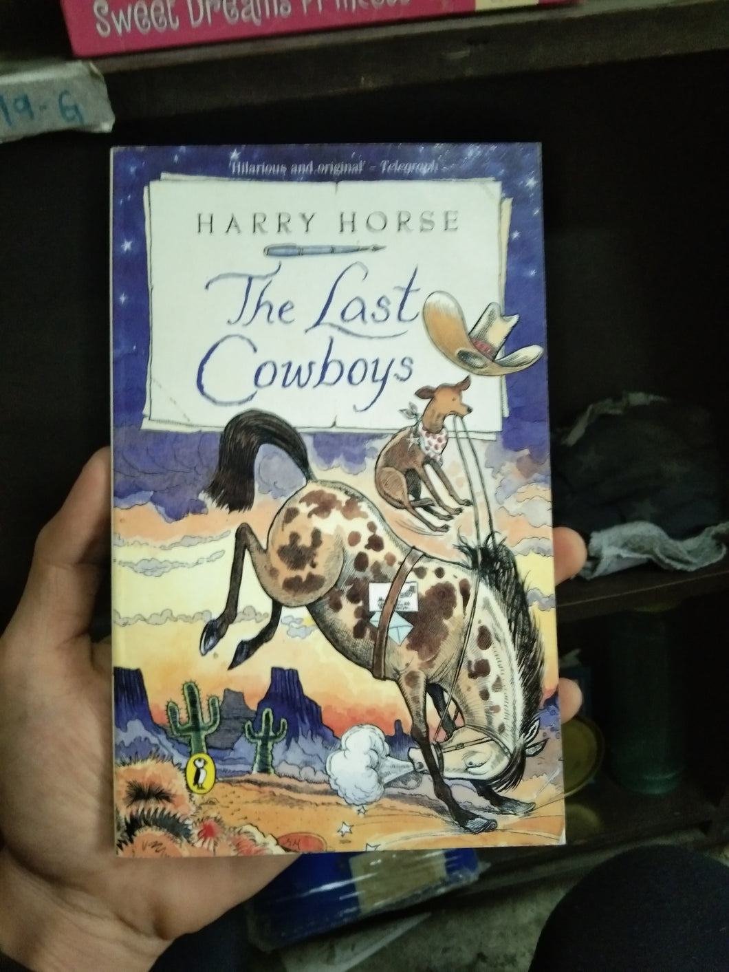 The last cowboys by harry hores