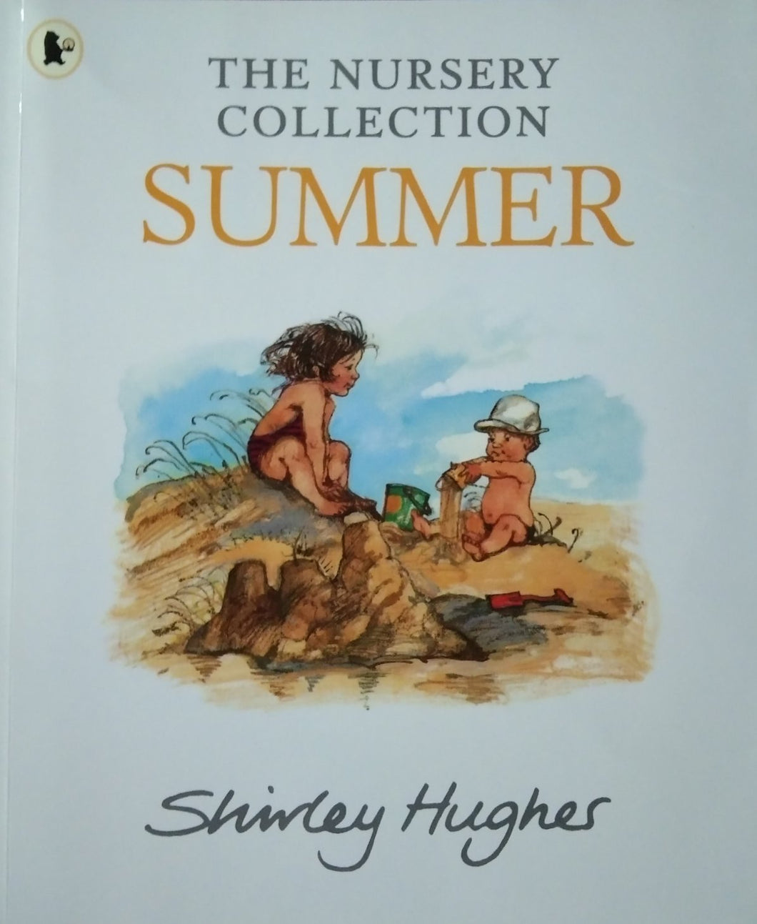 The nursery collection summer by shirley hughes