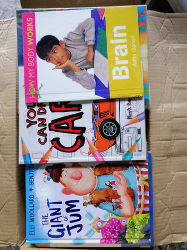 Childre's books--assorted titles