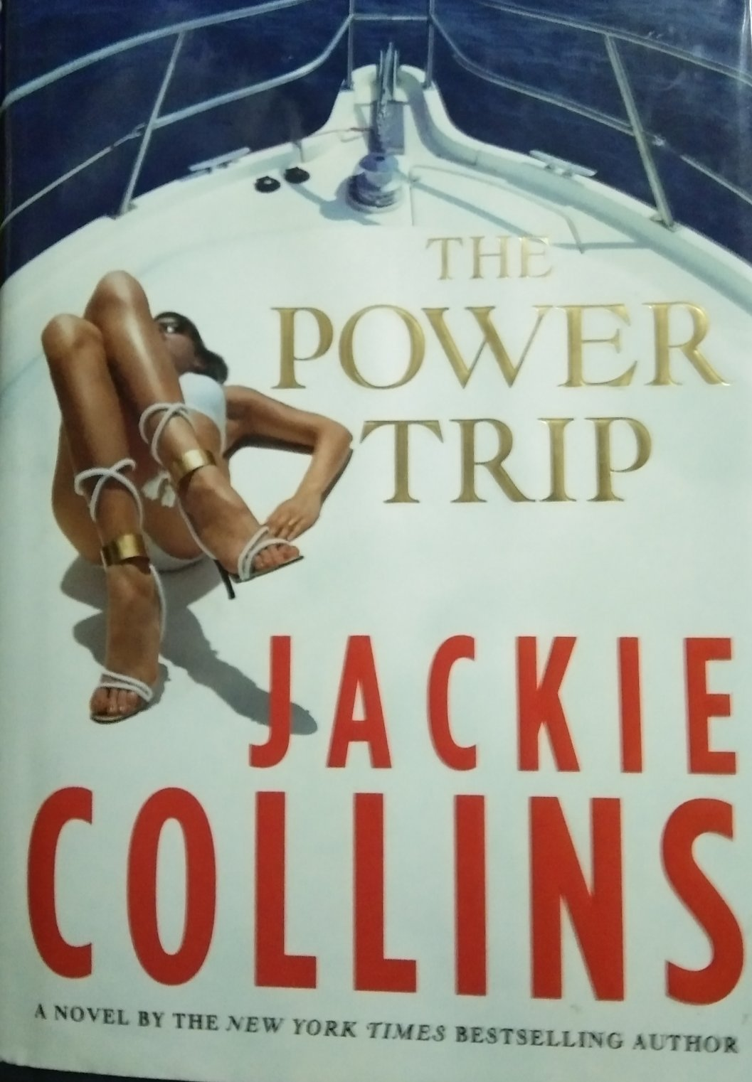 The Power Trip by Jackie Collins