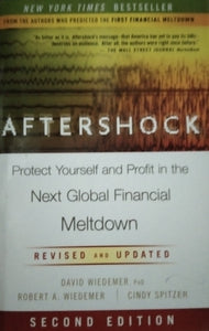 Aftershock by robert wiedemer
