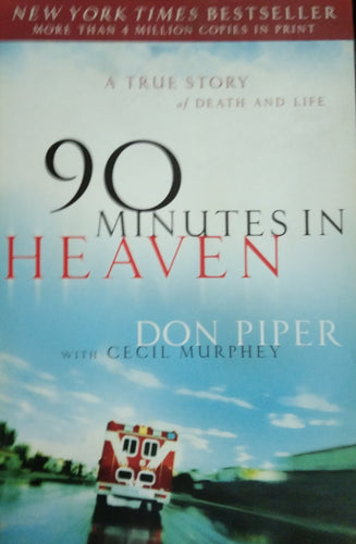 90 minites in heaven by don piper