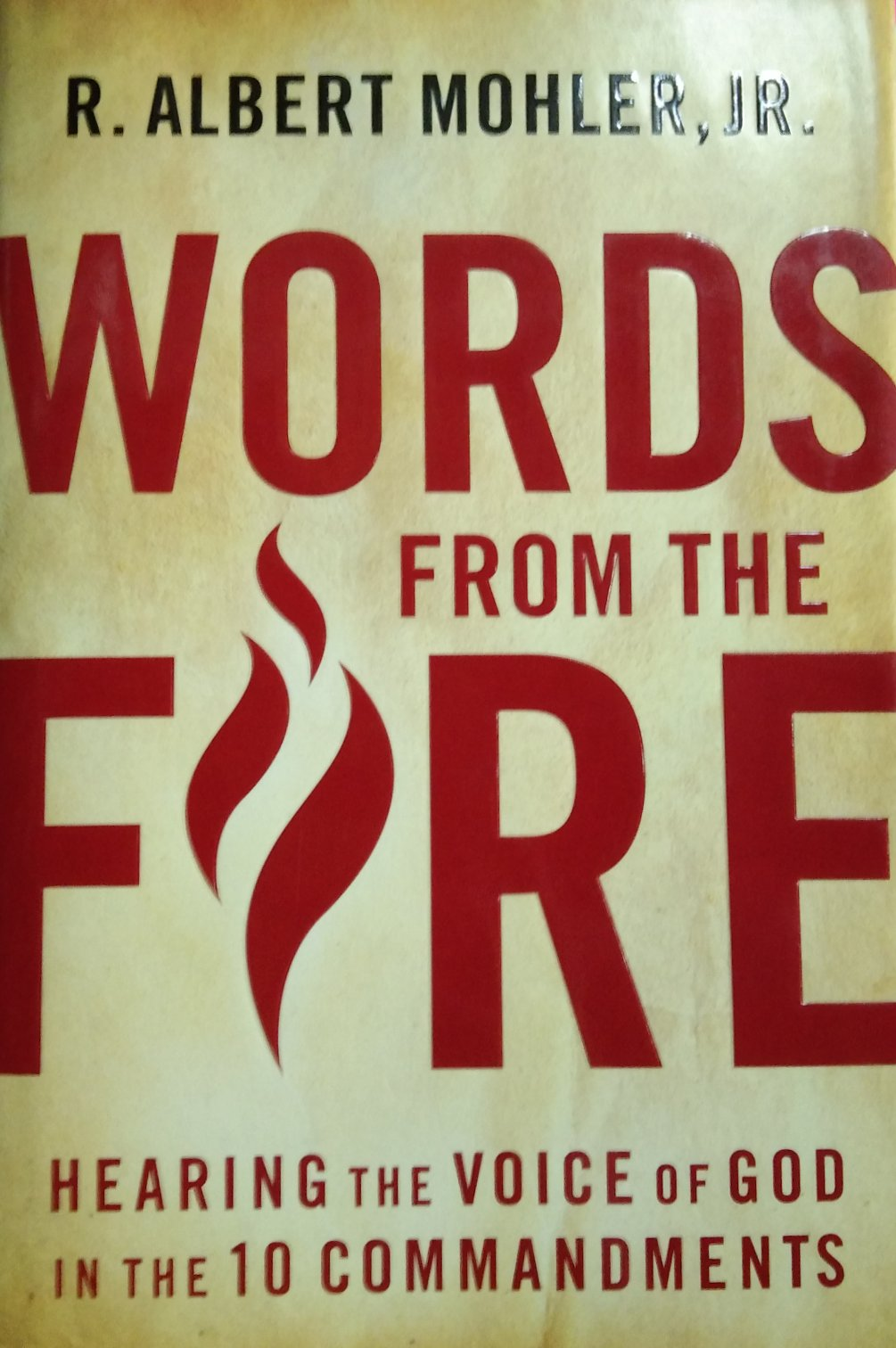 Wors from fire by albert mohler