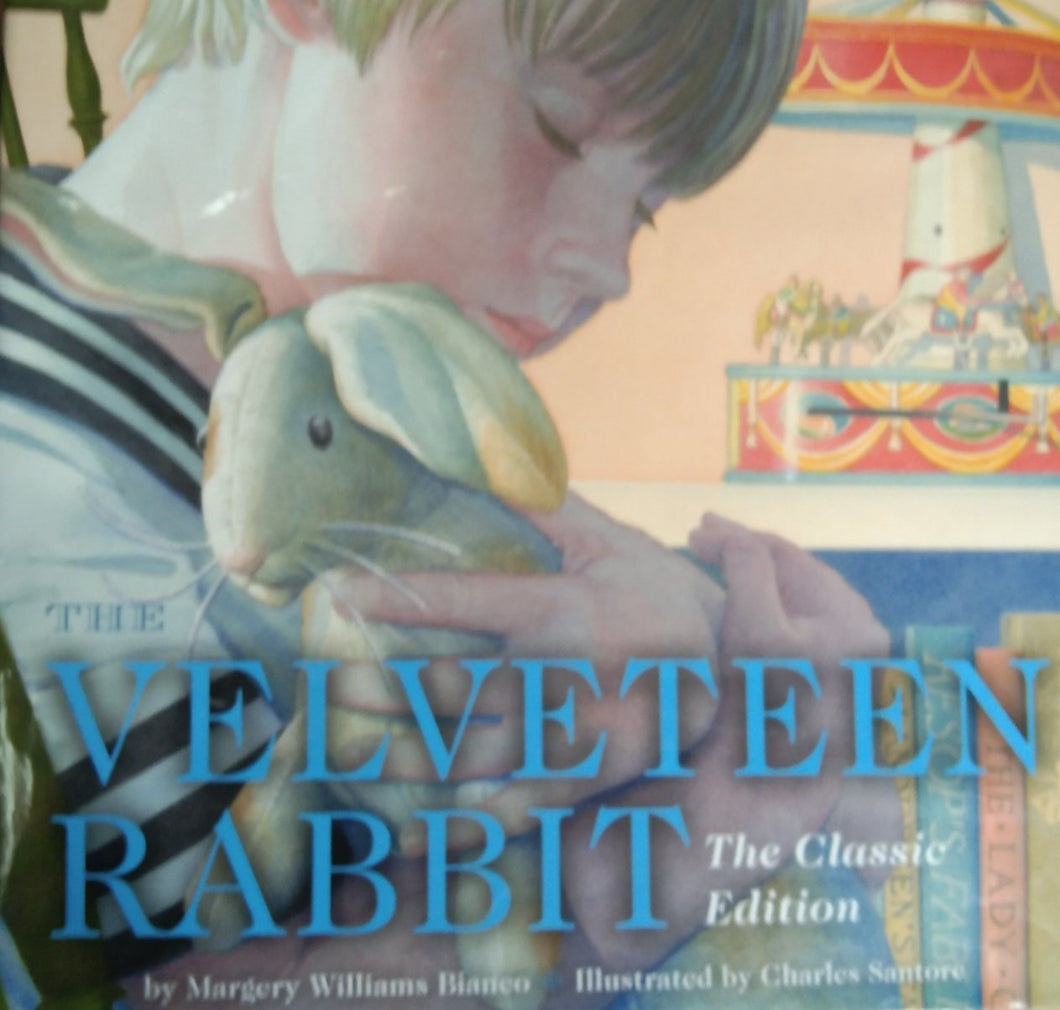 The velveteen rabbit by charles santore
