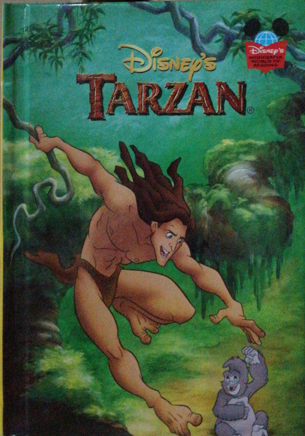 Tarzan by Disney