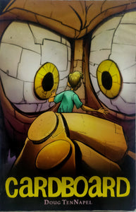 Cardboard by Doug Tennapel(Graphic novel)