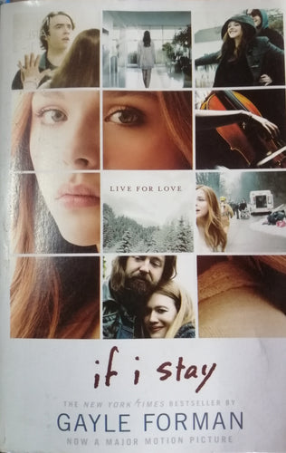 If i stay by: Gayle Forman