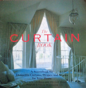 The Curtain Book by: Caroline Clifton  Mogg