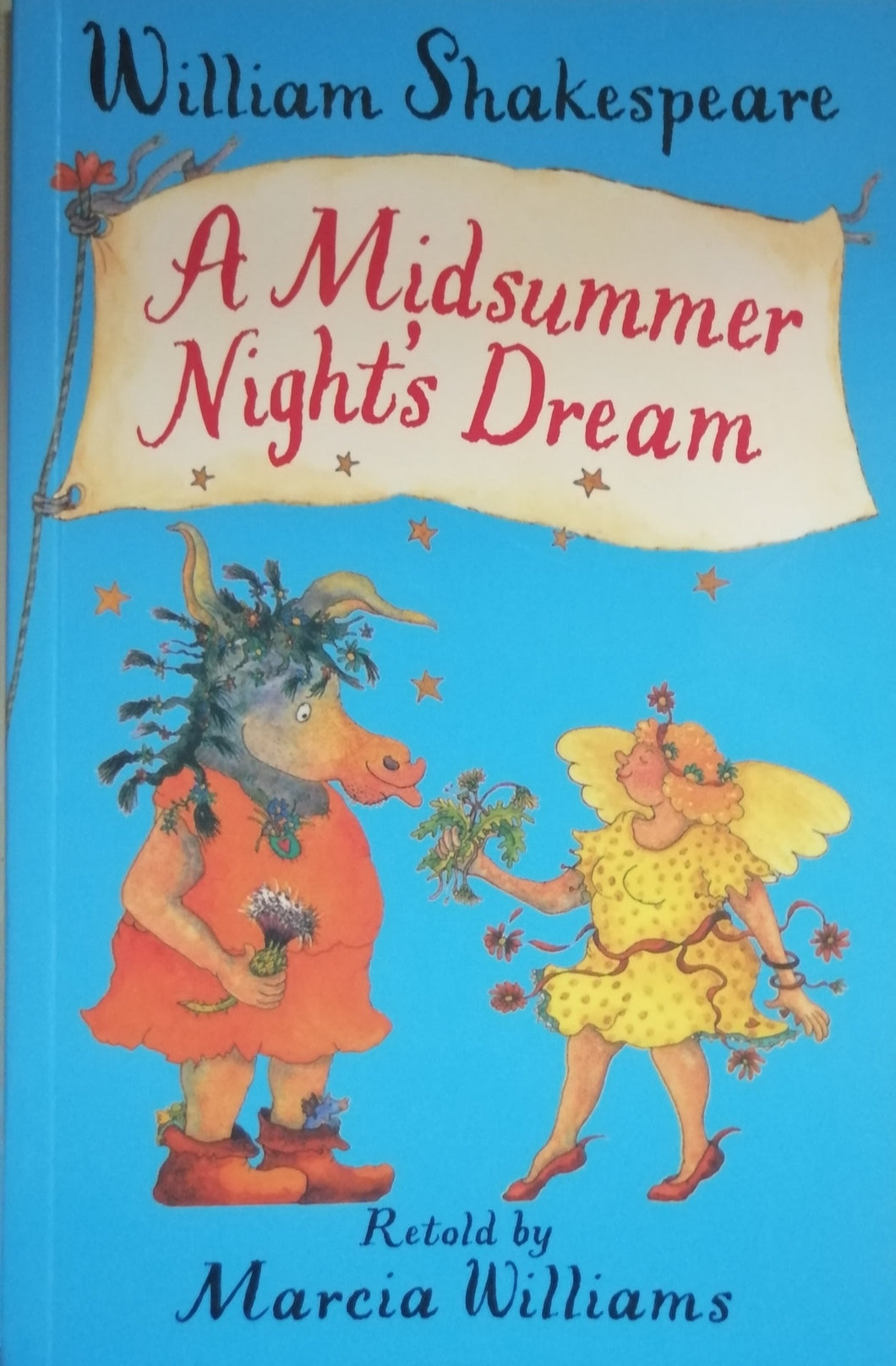 A midsummee nights dream by William Shakespeare