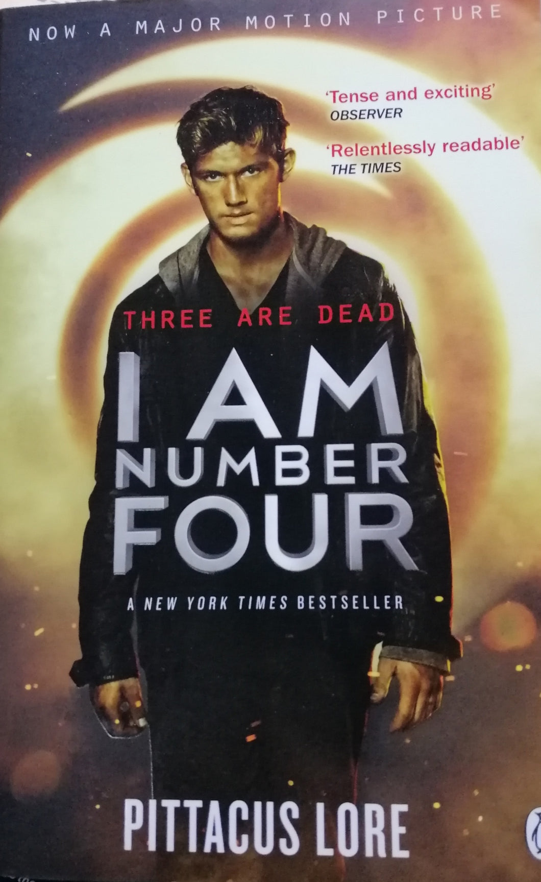 I am number four by: Pittacus Lore