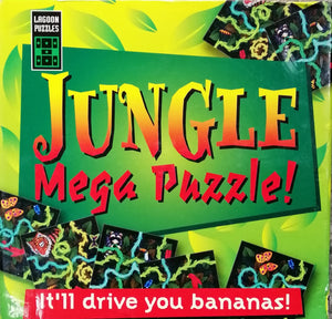 Jungle mega puzzle