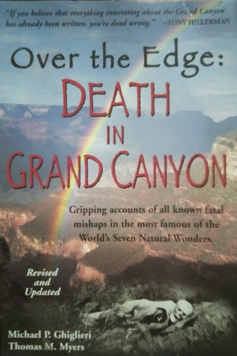 Death in grand canyon by michael ghilieri