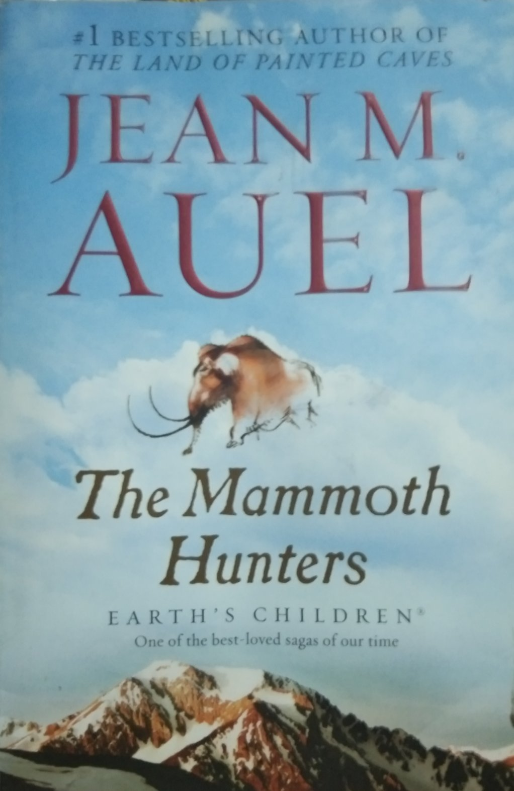 The mammoth hunters by jean auel