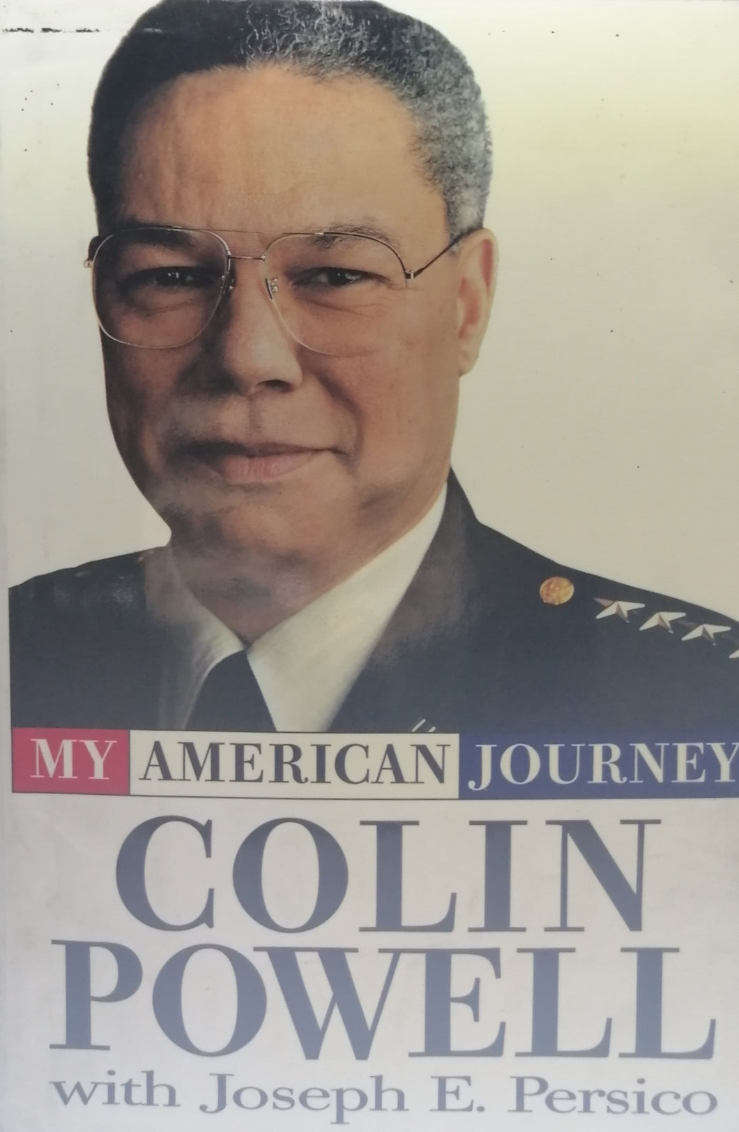 My american journey by Cokin Powell