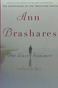 The last summer by Ann Brashers