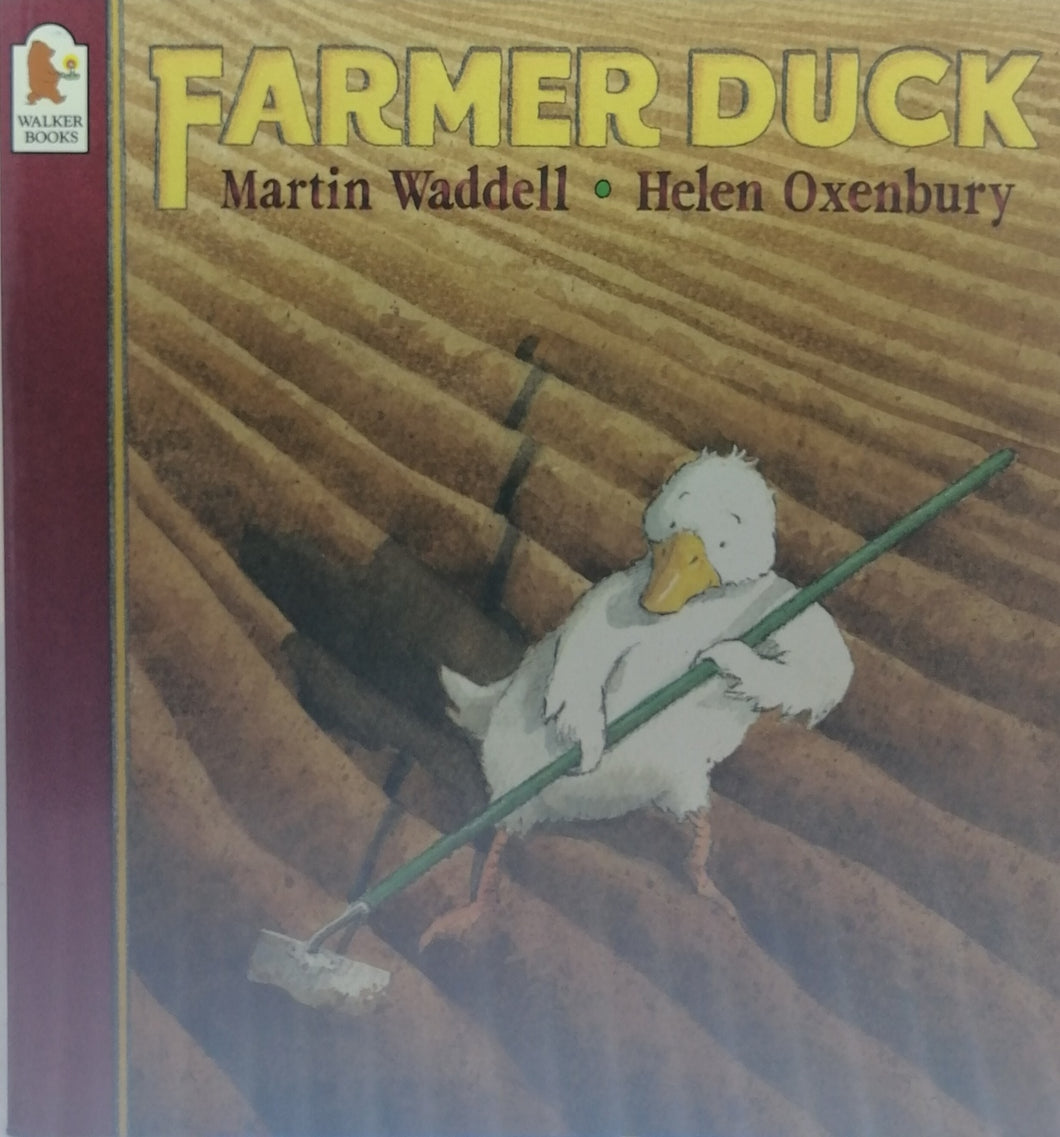 Farmer Duck by Matin wadell