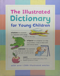 The illustrated dictionary of young children