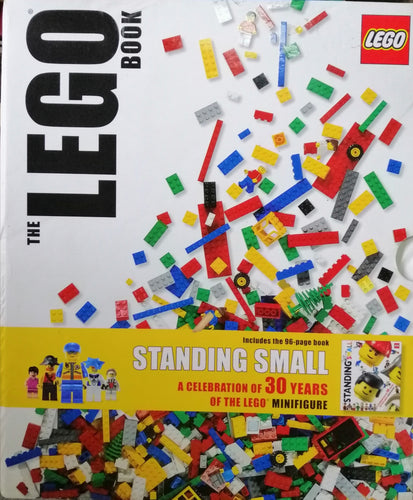 The LEGO Book,Standing Small