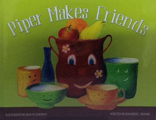 Piper makes friends by Jennifer C. Franks