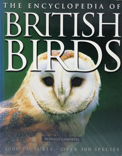British birds by Donald Campbell