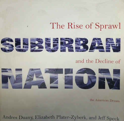 Suburan nation by Andres Duany