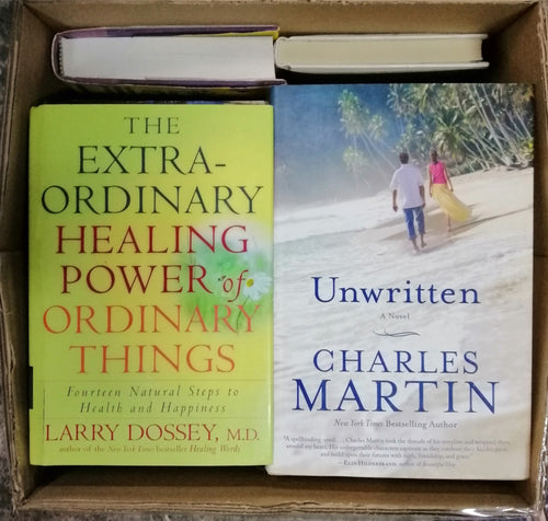 Hardbound Book Bundle