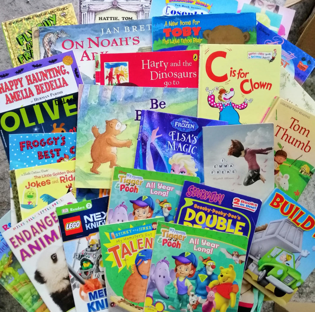 Children's Book Bundle(12)