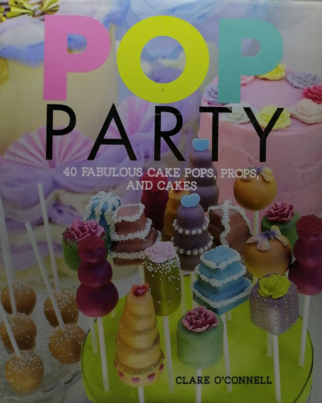 Pop Party by Clare O Connell