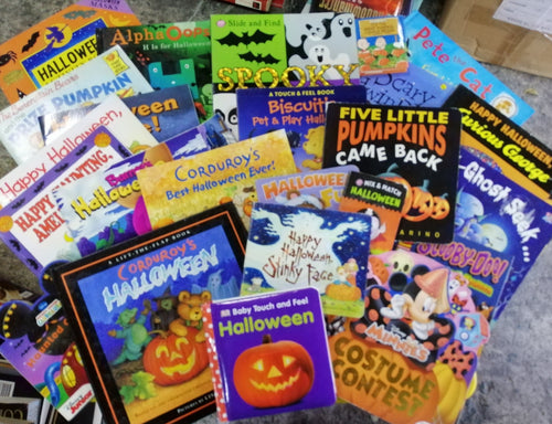 Children's Book bundle (Halloween)