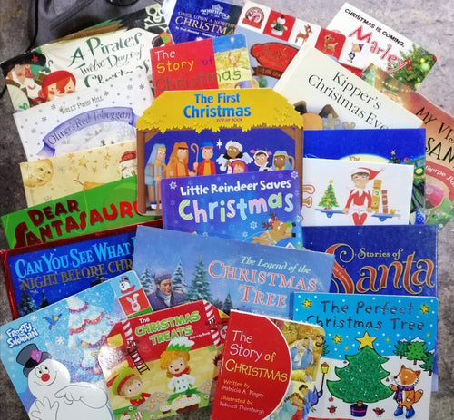 Children's Book Bundle (Christmas books)