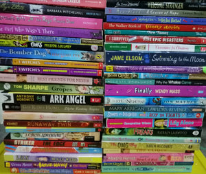 Children's Book Bundle(youngadult)(10)