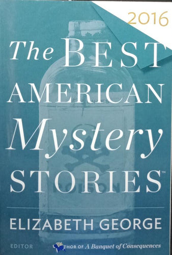 The American Mystery Stories by Elizabeth George