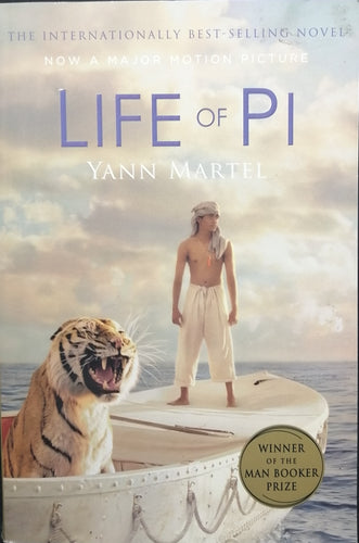 Life Of Pi by Yan Martel