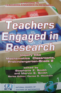 Teachers Engaged in Research by Stephanie Smith