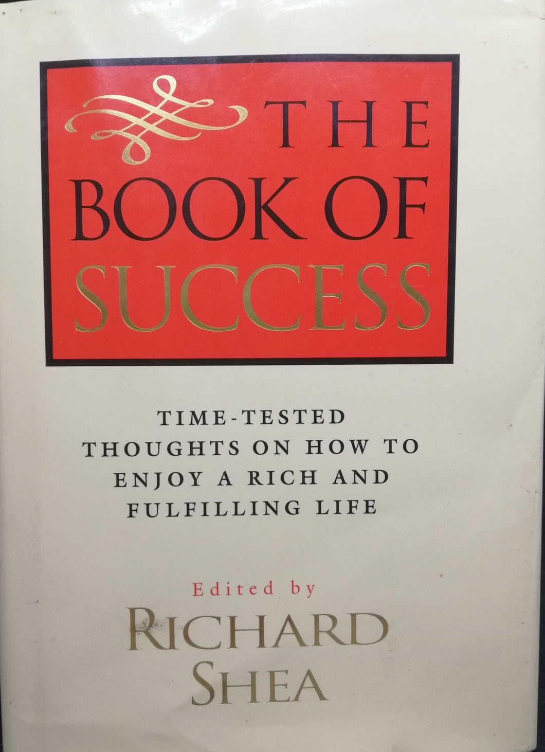 The Book of Success by Richard Shea