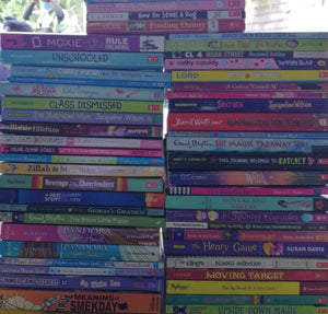 Children's Book Bundle Chapter books for girls 7-14 (4)