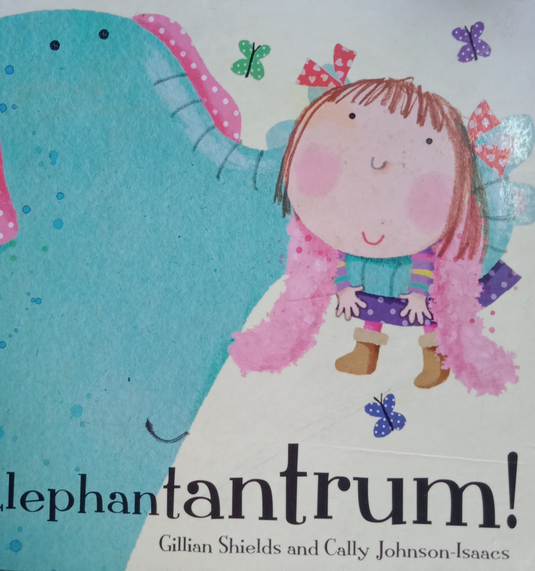 Elephantantrum by Gillian Sheilds